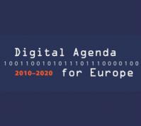 Digital Agenda for Europe Logo