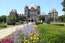 Legislative Assembly of Ontario, Canada