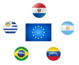 Mercosur countries