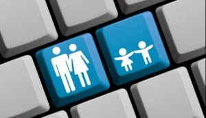 Keyboard with parent & children keys