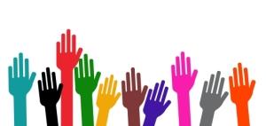 Mains en l'air - Vote à main levée