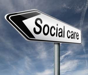 Social care sign