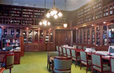 The Library of the National Assembly of the Republic of Serbia - one Library serving seven states over the decades