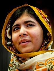 Malala Yousafzai, Sakharov Prize winner 2013