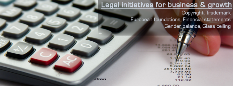 Legal Initiatives for business and growth