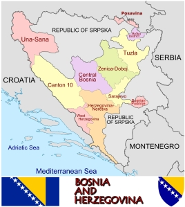 Croats in Bosnia and Herzegovina