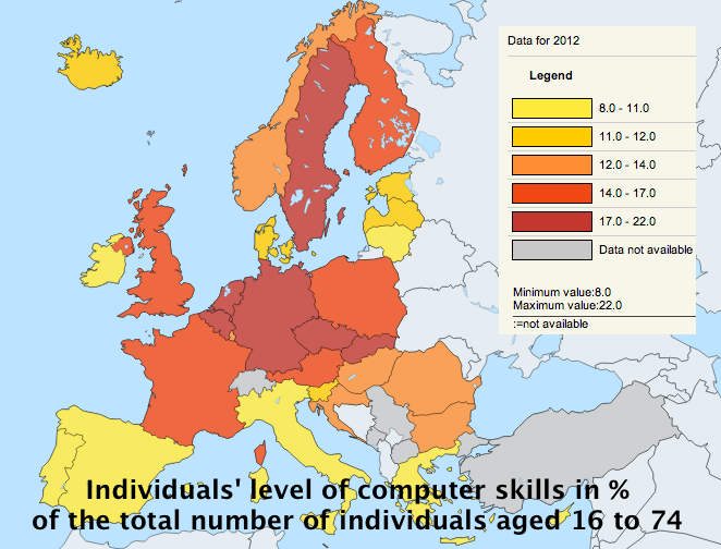 Can e-skills boost job growth in Europe?