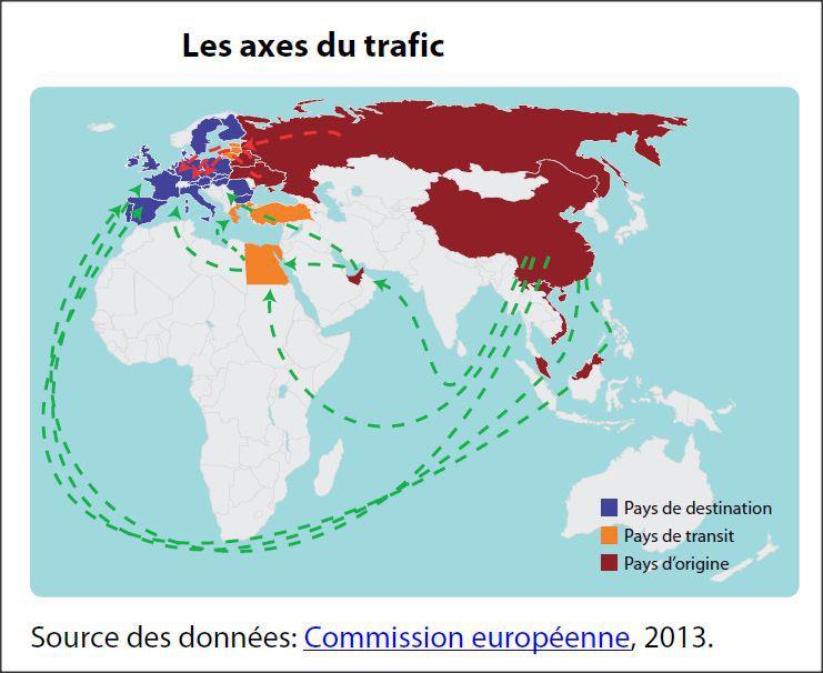 Action de l'UE visant à réduire le commerce illicite du tabac