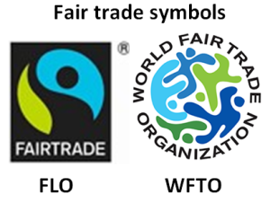 FLO and WFTO signs