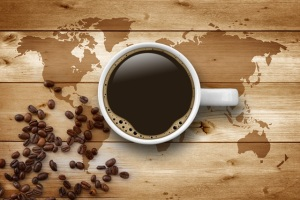 Cup of coffee - free trade