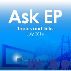 ASK EP - Topics and Links