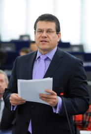 Maroš Šefčovič, (Slovakia)