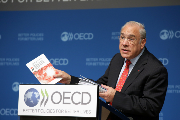 The OECD - Promoting 'better policies for better lives'