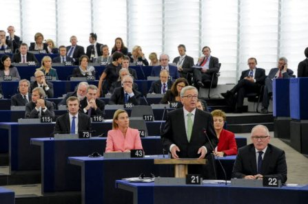 Jean Claude JUNCKER - EC President-elect