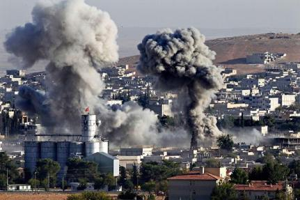 The situation of Kurds in Kobane