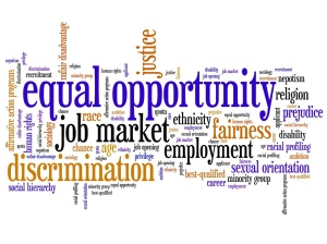 Equal opportunity tagcloud