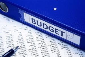 Budget folder