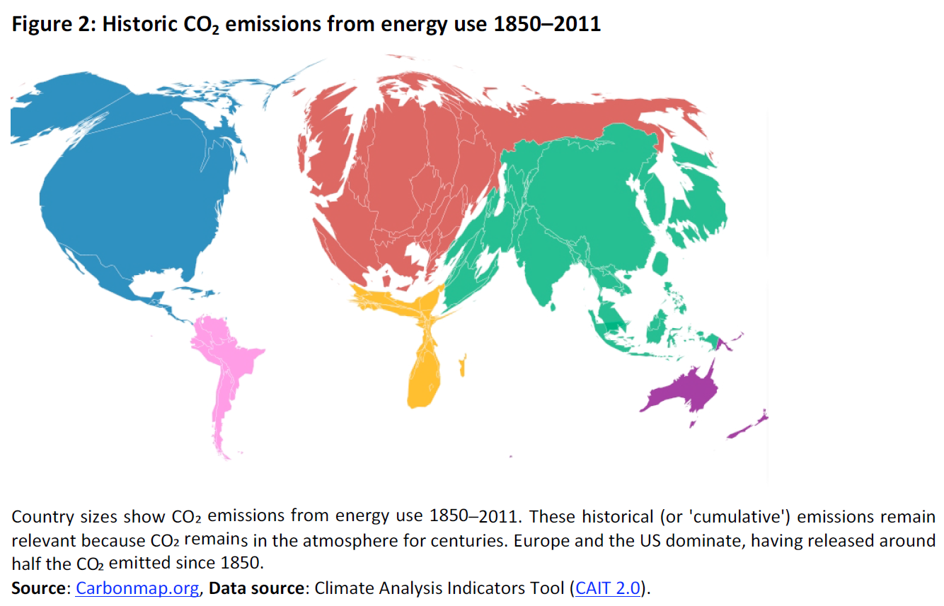 Negotiating a new un climate agreement challenges on the road to historic co2 emissions from energy use 18502011 platinumwayz
