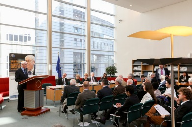"EPRS roundtable discussion - ""The first five years of permanent presidency of the European Council : The Van Rompuy experience"""
