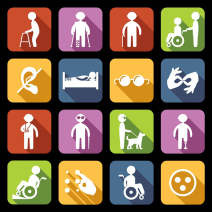 Assistive technologies to support people with disabilities