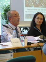 Jacques Nancy and Alina Dobreva : EPRS roundtable discussion