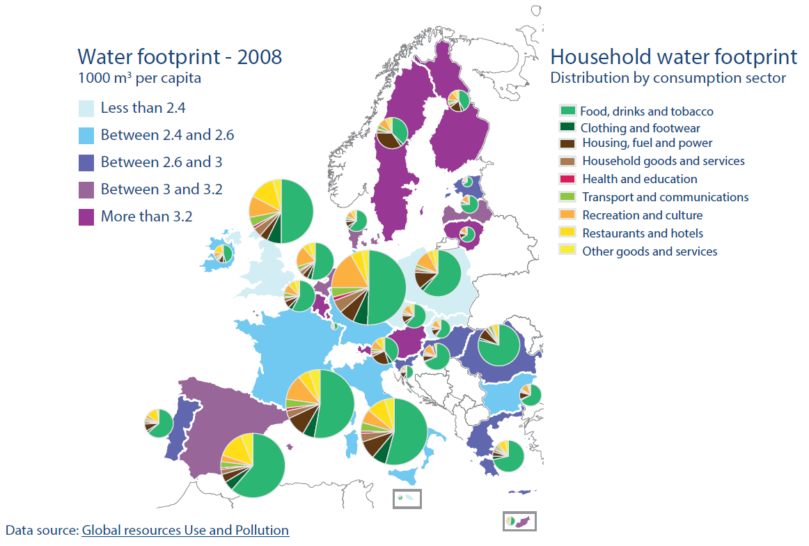 Water use in the EU | European Parliamentary Research