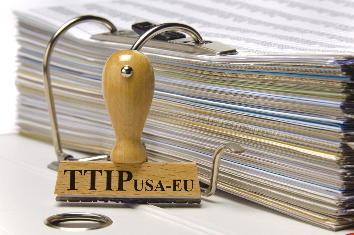 Ttip Ep Recommendations For An Eu Us Trade Deal European
