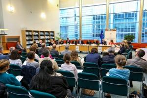 EPRS - roundtable : ' INEQUALITIES IN EUROPE '