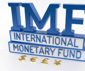 The International Monetary Fund (IMF) Rebalancing global economic weights