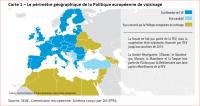 Le perimetre geographique de la politique europeenne de voisinage