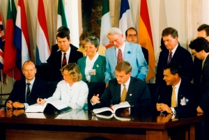 Adhesion Act of Sweden to the European Union, 1994