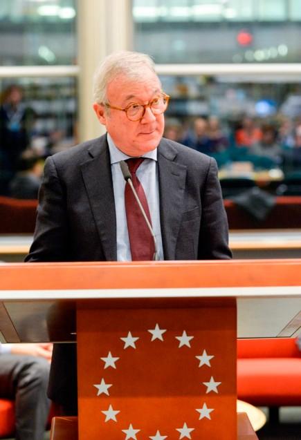 Ramón Luis Valcárcel, Vice-President