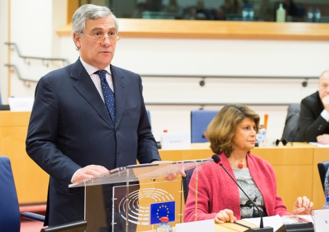 TAJANI, Antonio (EPP, IT); COSTA, Silvia (S&D, IT)