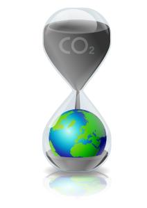 CO2 globe