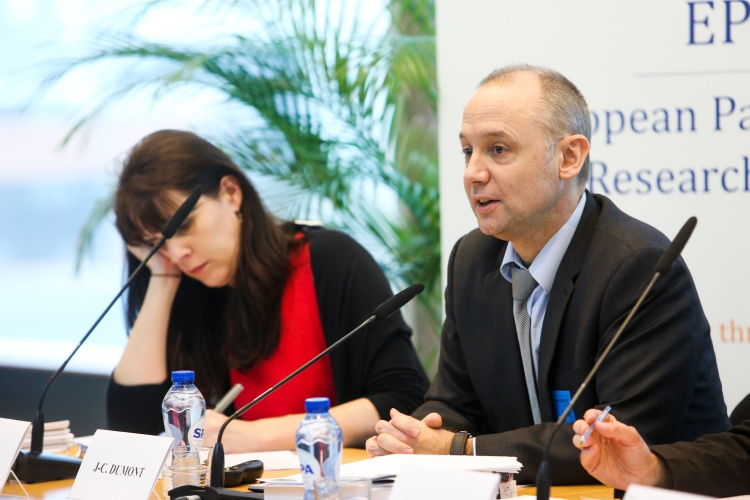 COLLET, Elizabeth - Director of the Migration Policy Institute and Senior Adviser to MPI's Transatlantic Council on Migration; DUMONT, Jean-Christophe - Head of International Migration at the OECD