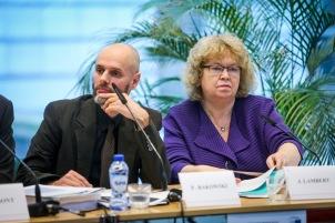 BAKOWSKI, Piotr - EPRS; LAMBERT, Jean (Greens/EFA, UK)