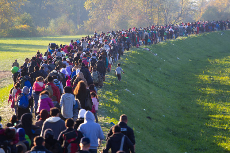 The Western Balkans: Frontline of the migrant crisis