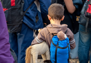 Unaccompanied migrant children in the EU