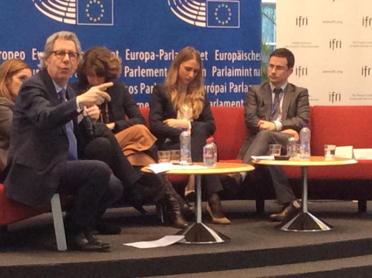 MEP PARGNEAUX Gilles (S&D, FR)