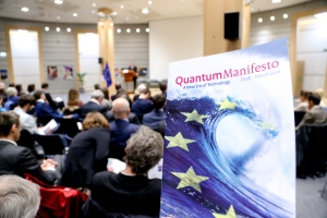 STOA Workshop : Quantum technologies for Europe - Opportunities for economy and society