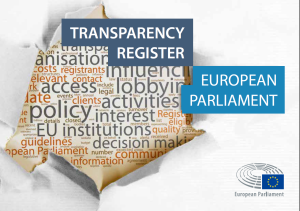 Transparency Register Flyer
