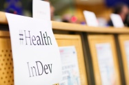 STOA meeting - The case for investing in health within the developing world