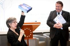 SCHLEGEL, Flavia; RUBIG, Paul (EPP, AT) STOA workshop ' Unesco Science report : Towards 2030
