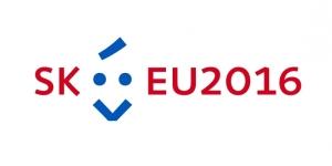 Logo of the  Slovak EU Council Presidency