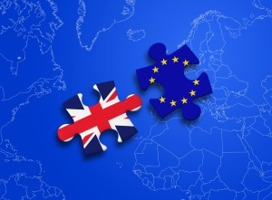 Puzzle European Union United Kingdom