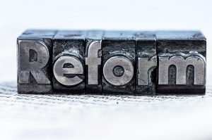 Reform word