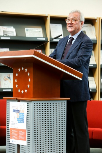 EU cohesion: How can regions meet the demographic challenge?