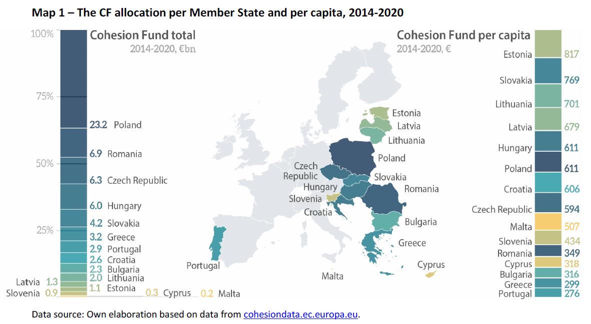 Помощь по-европейски: Как богатые страны ЕС субсидируют бедные