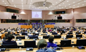 STOA annual lecture on the future of EU space policy