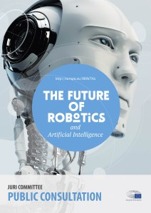 public consultation on robotics and artificial intelligence